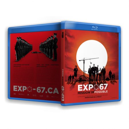 Expo 67 Mission Impossible disponible en Blu-Ray