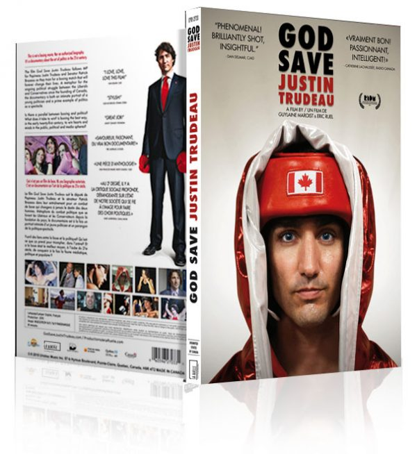 God Save Justin Trudeau en DVD
