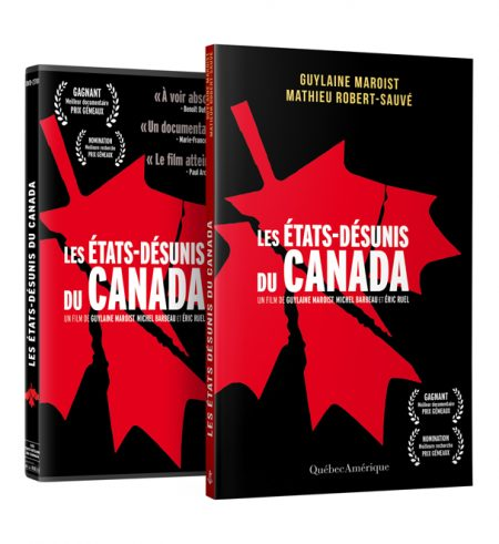 Disunited States of Canada, book and DVD