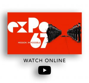 Expo 67 Mission Impossible on Vimeo on demand