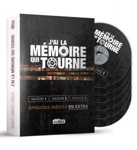 Coffret 6 DVD J'ai la mémoire qui tourne