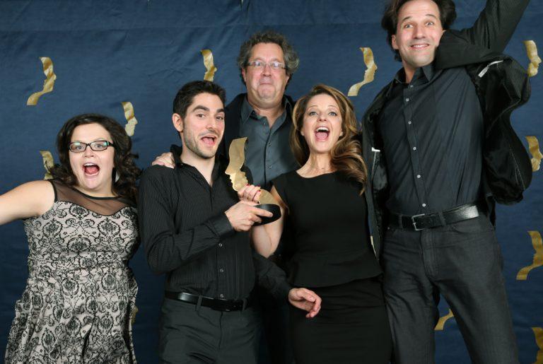 La Ruelle films au Gala des Prix Gémeaux