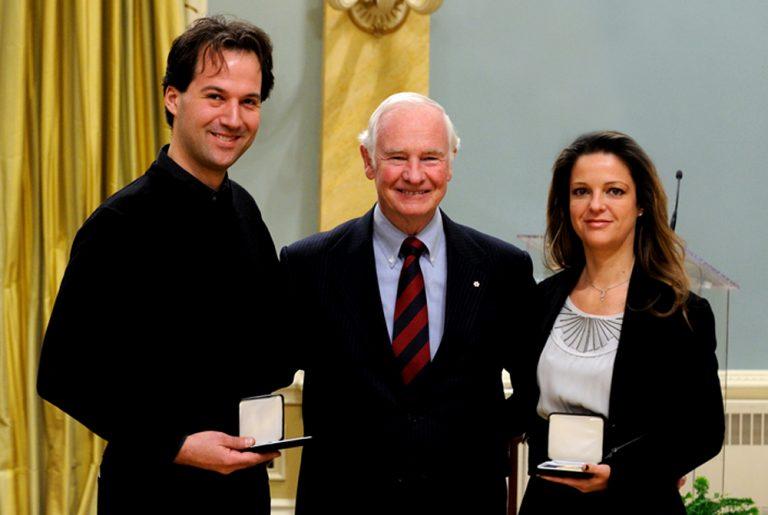 Remise du Prix du Gouverneur général en histoire, le prix Pierre-Breton pour les médias populaires