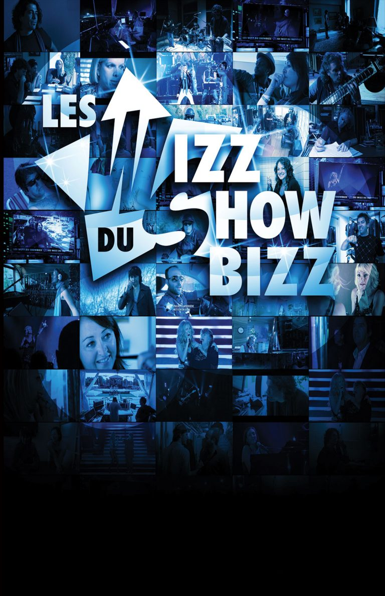 Les Wizz du showbizz, série documentaire