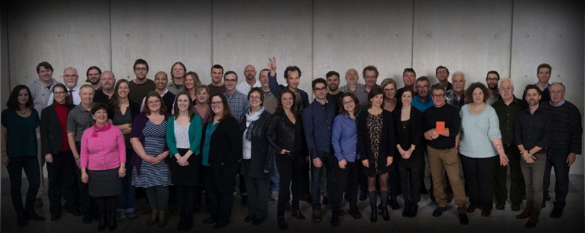 La Ruelle Films Team - Library and Archives Canada