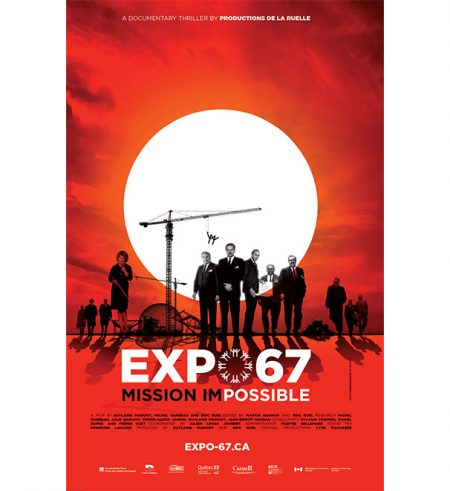 Expo-67 Mission Impossible affiche officielle