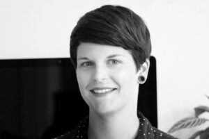 Genevieve Pigeon-Project Manager/Coordinator
